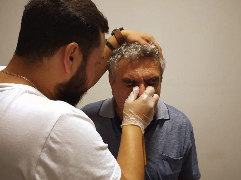 Nameštanje Devijacije Nosa